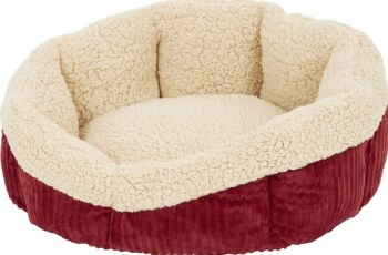 Self Warming Pet Bed 19in