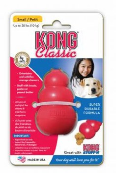 Kong Small Red