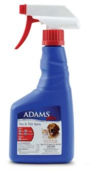 AdamsPlus Flea/Tick Mist 32 oz