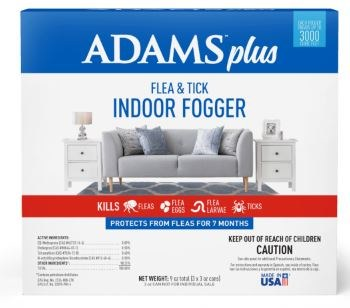 Adams+Flea Indoor Fogger 3pk