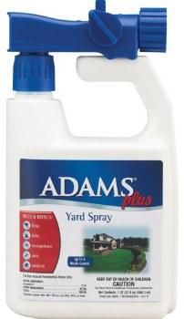 Adams Plus Yard Spray 32oz