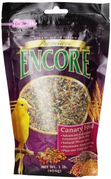 Browns Premium Encore Canary and Finch food 1lb