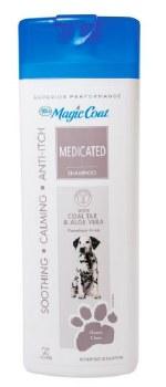 Medicated Shampoo 16 oz
