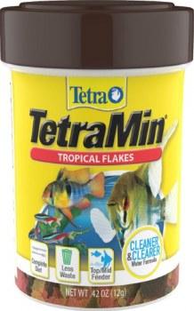 Tetramin Tropi Flakes .42oz