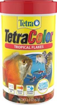 Tetracolor Trop Flakes 2.2 oz