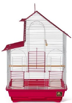 Parakeet House Variety of colors 16x14x24