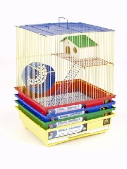 Hamster Cage 2 Story