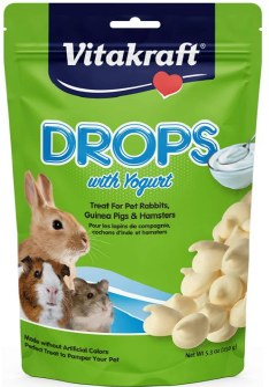 Yogurt Rabbit Drops
