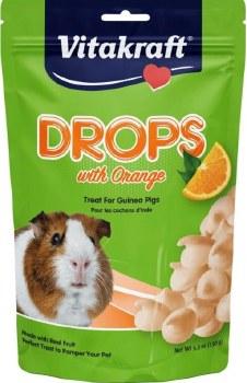 Orange Guinea Pig Drops