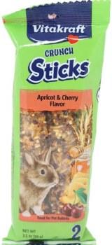 Apricot/Cherry Rabbit Sticks
