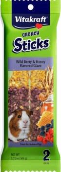 Wildberry/HoneyGuineaPig Stick