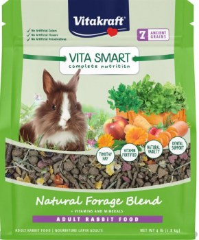 VitaSmart Nat ForageRabbit