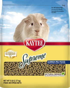 Supreme Guinea Pig 5lb