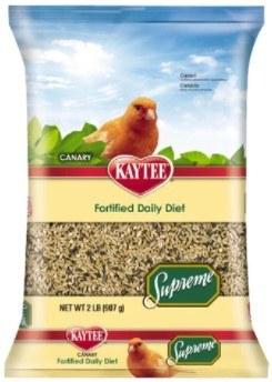 Kaytee Canary Bird Food 2lb bag