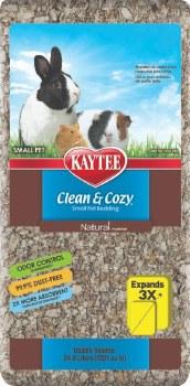 Kaytee Clean Cozy Nat 500cu