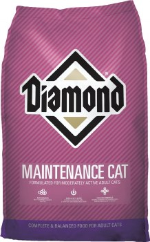 Diamond Maintenance Formula Adult Dry Cat Food 6lb