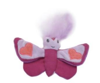 Turbo Butterfly Catnip Oil Toy