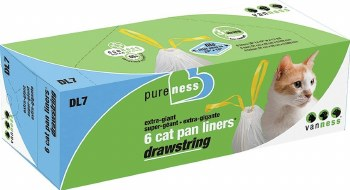 Drawstring Liners ExGiant 6pk
