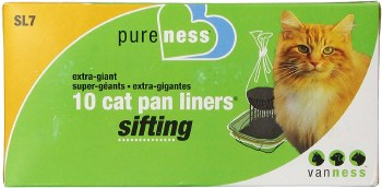 Sifting Liners Large 8pk