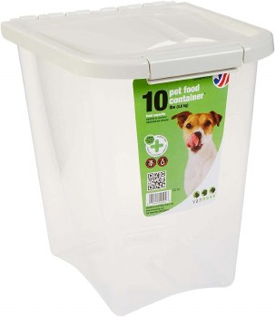 Pet Food Container 10 Lbs