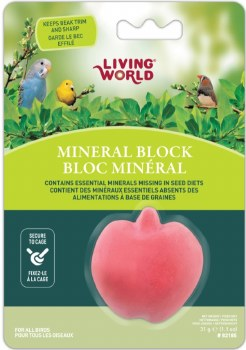 Mineral Parakeet Red Apple