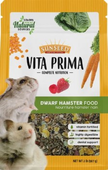 Vita Prima DwarfHamster Food