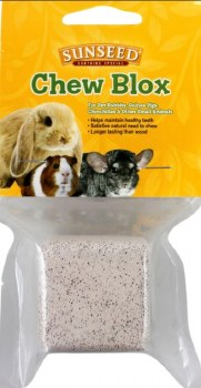 Sm Animal Chew Blox