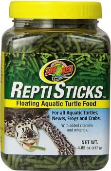 Reptisticks Floating 5 oz