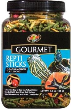 Gourmet Reptisticks 4.5oz