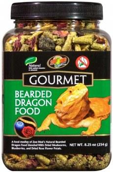 Bearded Dragon Food 8.25oz