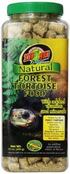 Natural Forest Tortoise 15 oz