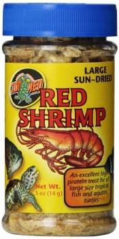 Lg Sun Dried Red Shrimp .5 oz