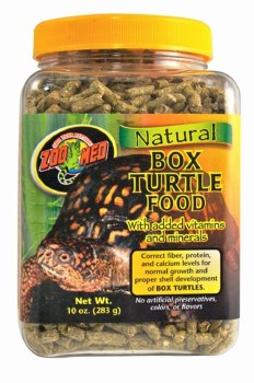 Box Turtle Food 10 oz
