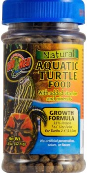 Aquatic Turtle Food 1.85 oz
