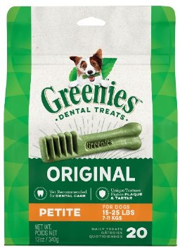 Greenies Petite Treat 12 oz