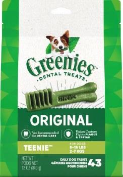 Greenies Teenie Treat 12 oz