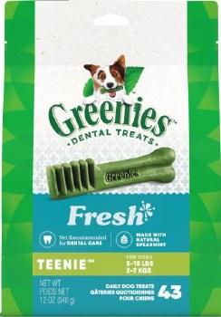 Greenie Teenie Fresh 12oz