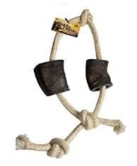 Buffalo Horn 34In Rope Toy