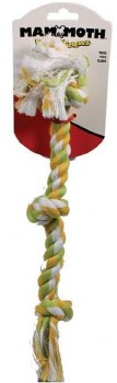 Chew Rope Tug Sm 3Knot Color