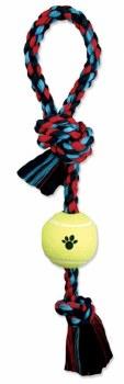 Med Pull Tug w/Tennis Ball
