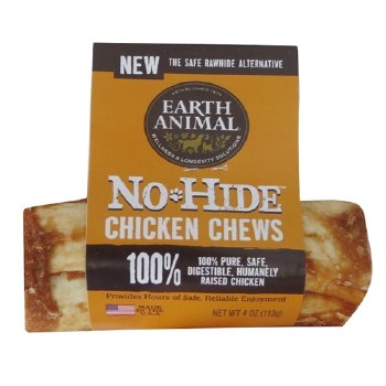 Earth Animal No Hide 4 Inch Chicken Chew