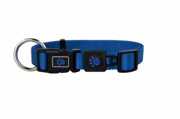 1 X 18/27 Doco Large Blue Air Mesh Collar