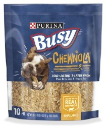 Purina Busy Chewnola 12/4oz