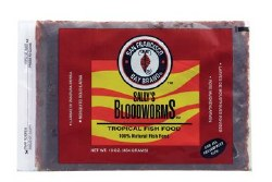 Frozen Blood Worms 16oz Flatpk
