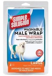 Washable Male Wrap Large