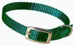 3/8 S/T Nyl Deluxe Dog Collar