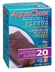 Aqua Clear Fluval  Activated Carbon Insert 5-20 Gallon