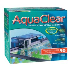 Aqua Clear Power Filter 50 Gallon
