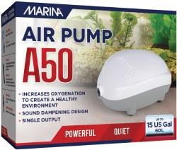 Marina 50 Air Pump 15 Gallon