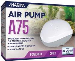 Marina 75 Air Pump 25 Gallon
